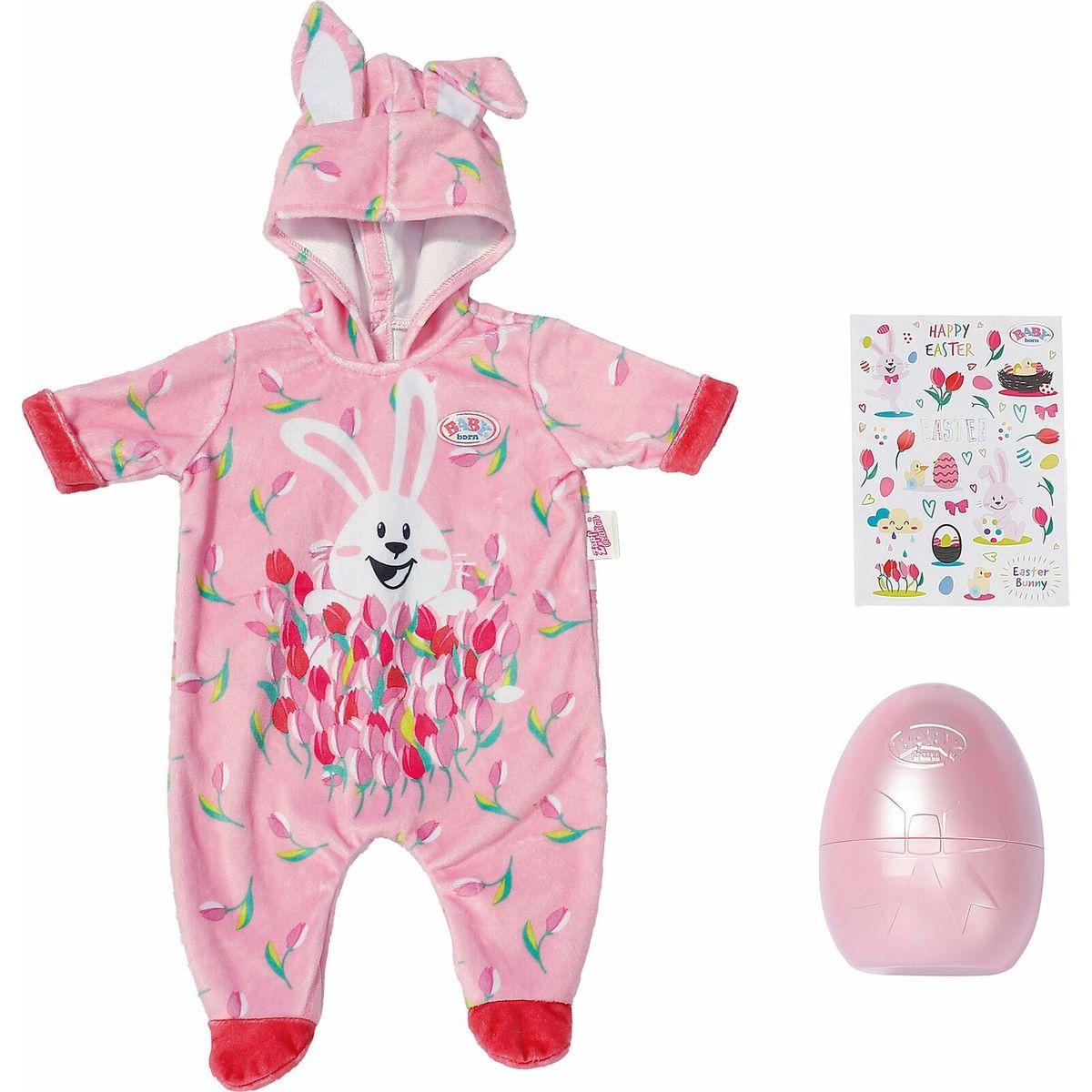 Zapf Creation BABY born Velikonoční vajíčko s oblečením