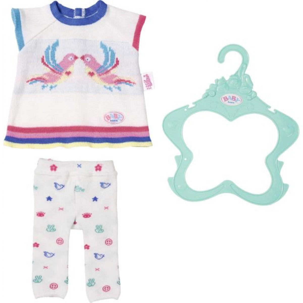 Zapf Creation Baby Born® Pletené oblečení