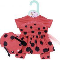 Zapf Creation Dolly Moda Oblečení Beruška 36 cm
