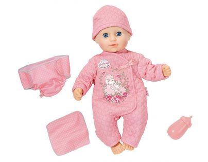 Zapf Creation My first Baby Annabell Holčička se zavíracíma očima Baby Fun