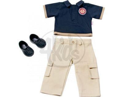 Zapf Creation Vycházkové oblečení pro Sama