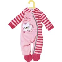 Zapf Creation Dolly Moda Oblečení, 2 druhy 43 cm růžové