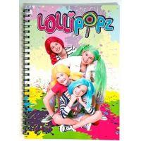 Blok Lollipopz A5