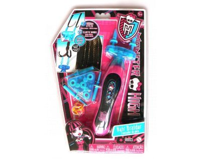 Monster High Zaplétač vlasů