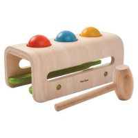 Plan Toys Zatloukačka koule