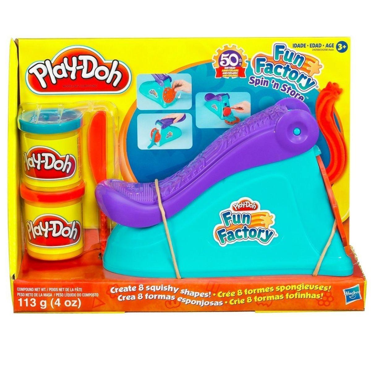 Hasbro 24258 - Zábavná továrna k 50.narozeninám Play-Doh