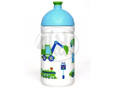 Zdravá lahev Autíčka 0,5l