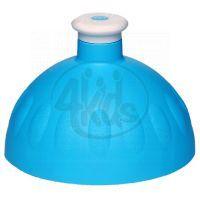 Zdravá lahev Kompletní víčko modré