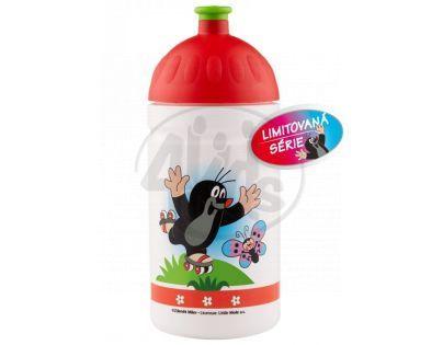 Zdravá lahev Krteček Bílá 0,5l