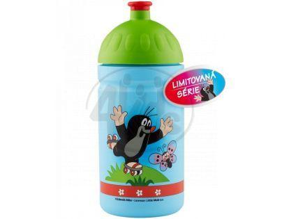 Zdravá lahev Krteček Modrá 0,5l
