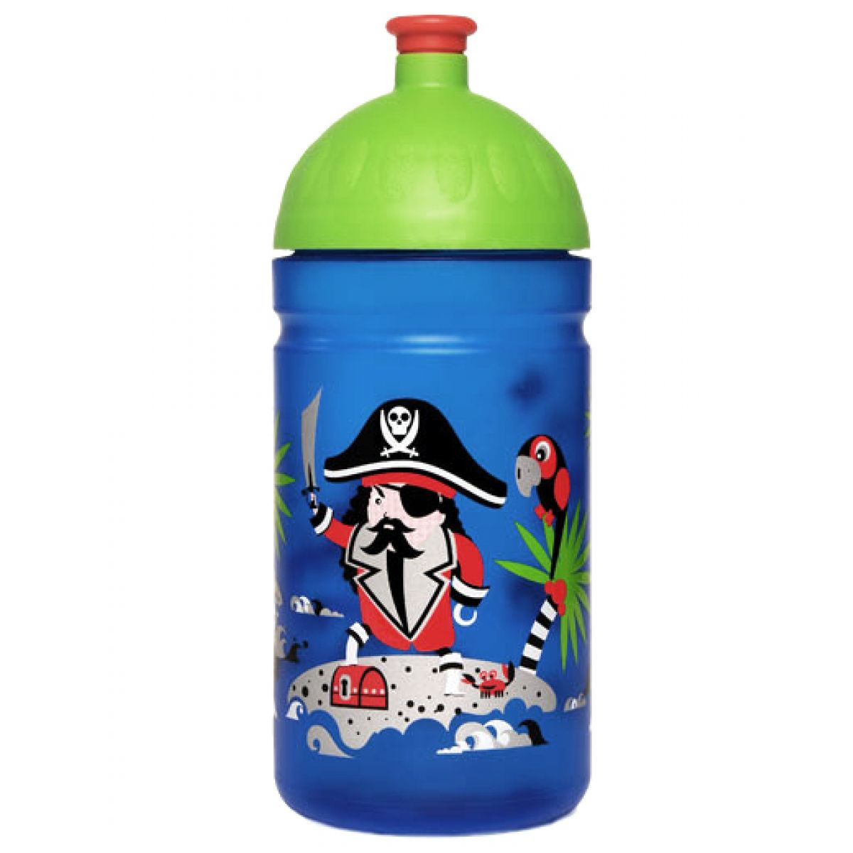 Zdravá láhev Pirát 0,5 l