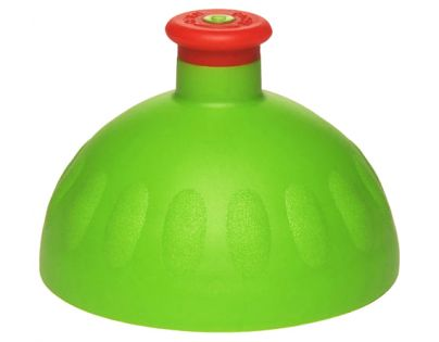 Zdravá lahev Kompletní víčko zelené