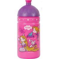 Zdravá láhev Svět princezen 0,5l