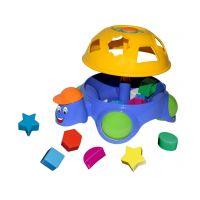 Toy Želva edukační skládací