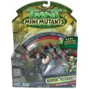 Želvy Ninja TMNT mini mutants sada s padákem a figurkou 3