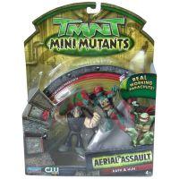 EP Line Želvy Ninja TMNT mini mutants sada s padákem a figurkou 3