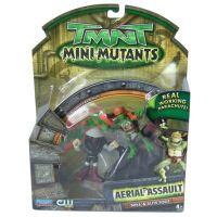 EP Line Želvy Ninja TMNT mini mutants sada s padákem a figurkou 5
