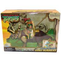 EP Line Želvy Ninja TMNT Super Dino 30 cm a figurka Triceratops 2