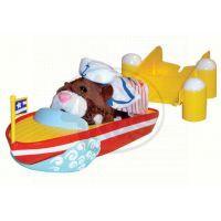 ZhuZhu Pets 86681 - Závodní člun