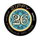 Zipfy Carvingové boby Artist Maori 4