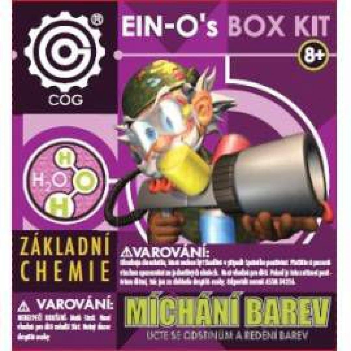 Základy chemie - Míchání barev E23872