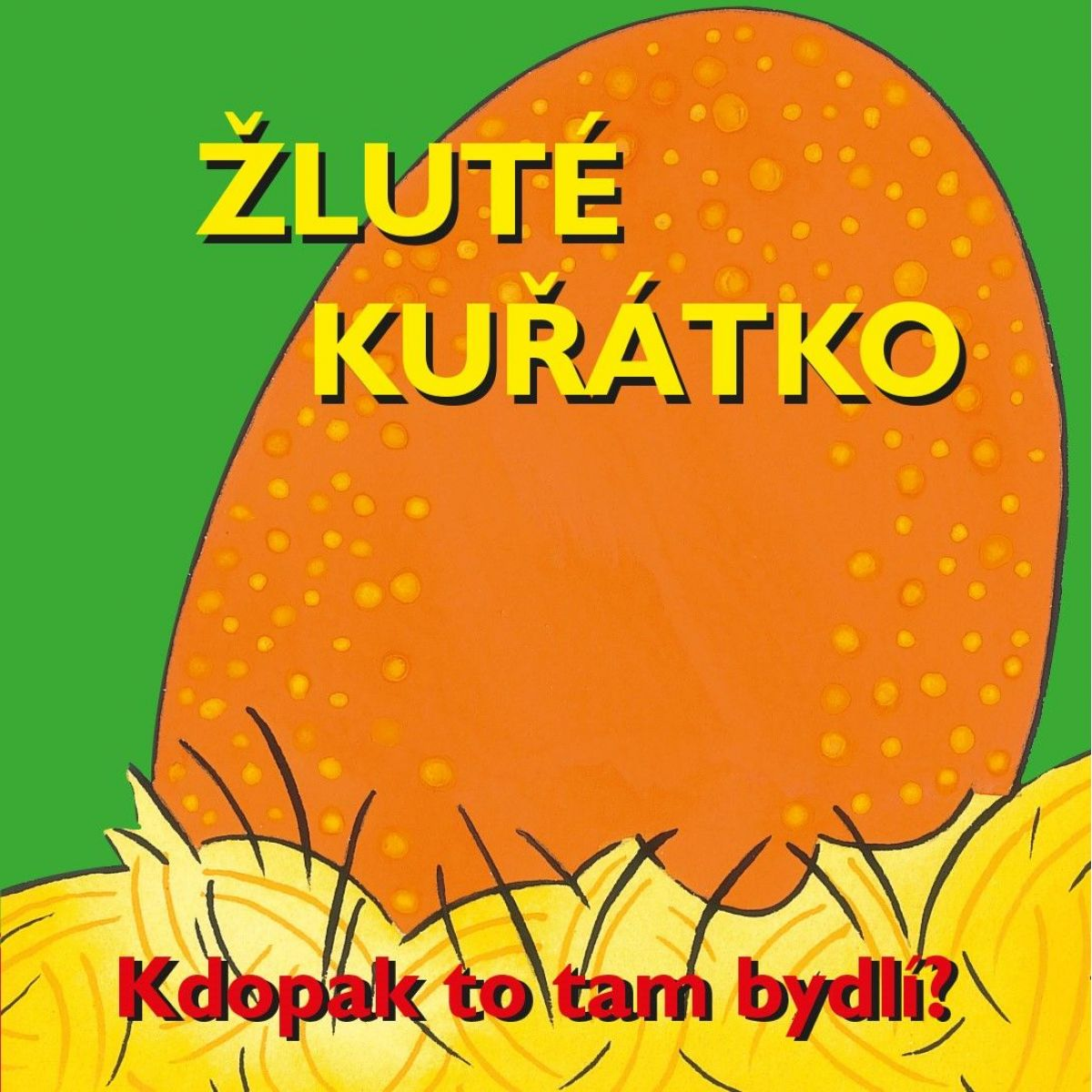 Computer Press Žluté kuřátko