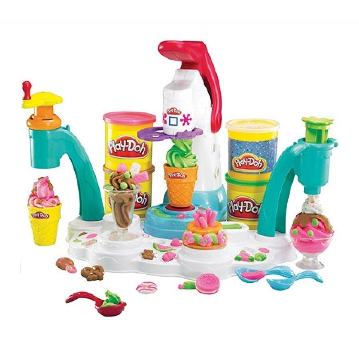 Hasbro 20606 - Zmrzlinový set Play-Doh