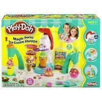 Hasbro 20606 - Zmrzlinový set Play-Doh 2