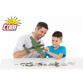 Znáte stavebnice COBI?