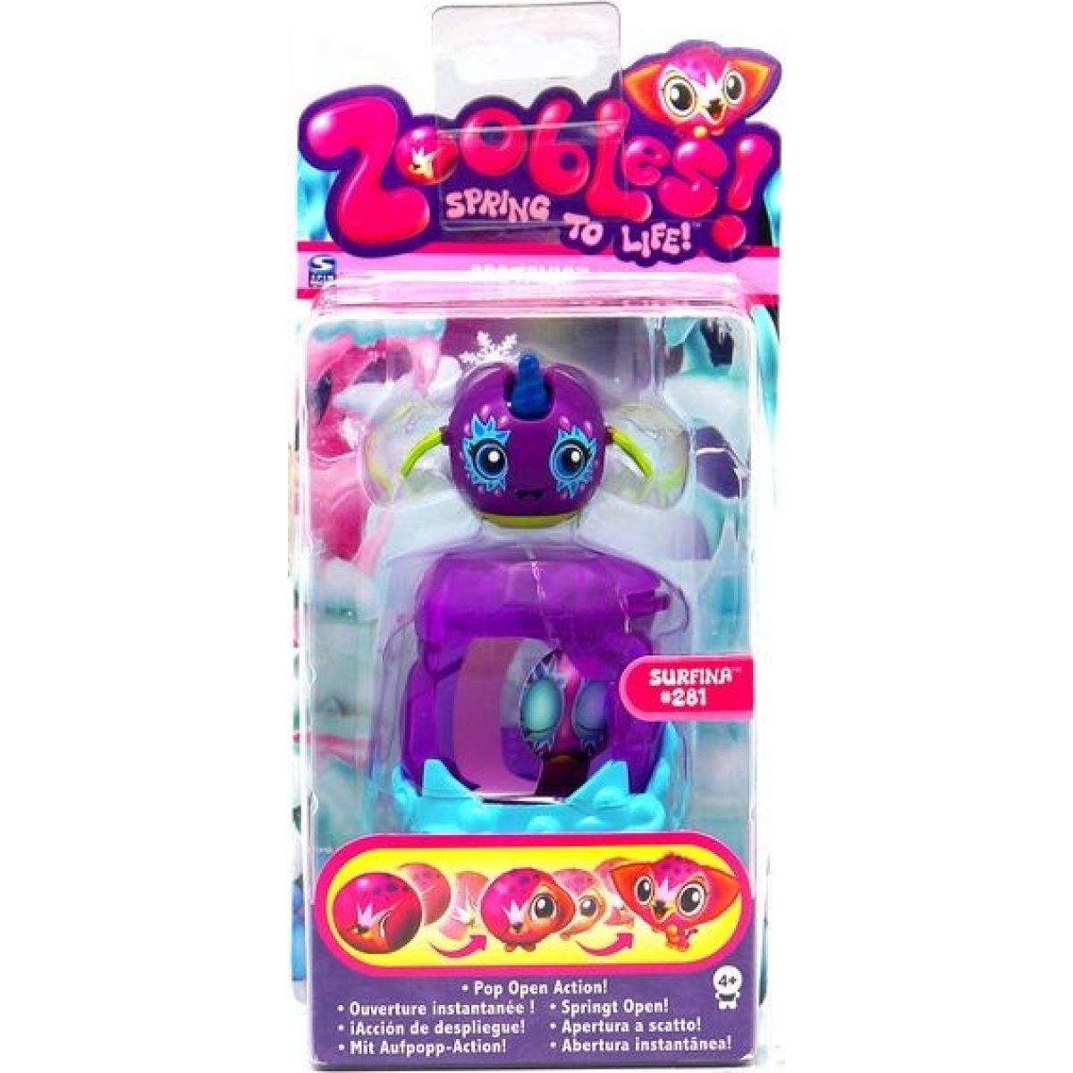Zoobles Základní sada - 281 Surfina