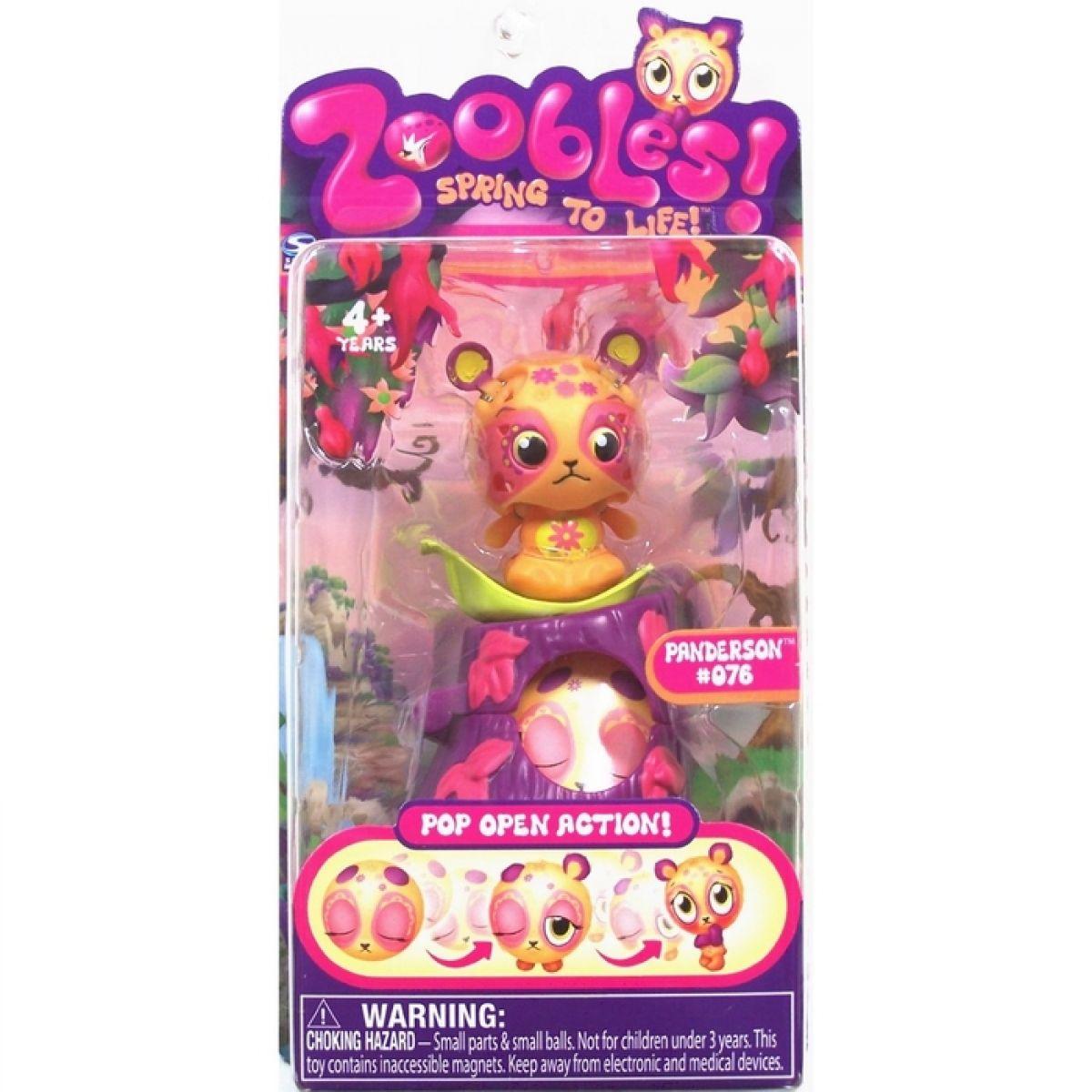 Zoobles Základní sada - 426 Hooter