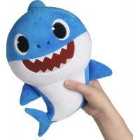 Zuru Baby Shark Plyšový Hraje a zpívá modrý