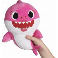Zuru Baby Shark Plyšový Hraje a zpívá růžový