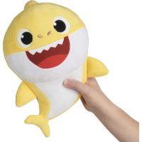 Zuru Baby Shark Plyšový Hraje a zpívá žlutý