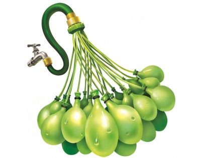 Zuru Bunch O Balloons Dárkové balení vodní balónkové bitvy