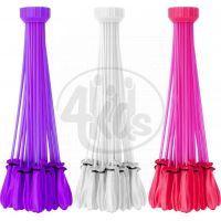 Zuru Bunch O Balloons Vodní balónky 100ks - Růžová, bílá, fialová