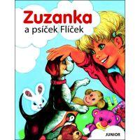 Junior Zuzanka a psíček Flíček