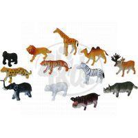Rappa Zvířata divoká 6,5cm
