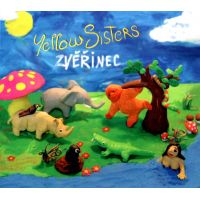 VTech Zvěřinec Yellow Sistters CD