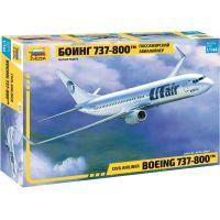 Zvezda Model Kit letadlo Boeing 737-800 1:144