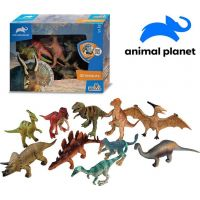 Made Zvířátka dinosauři 10 ks s mobilní aplikací