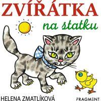 Fragment Zvířátka na statku Helena Zmatlíková