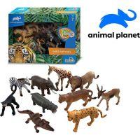 Made Zvířátka safari 10 ks s mobilní aplikací