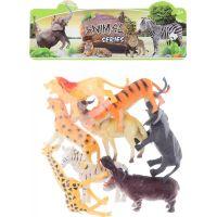Zvířátka safari v sáčku