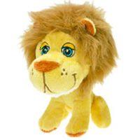 Zvířátko plyšové mluvící 15cm - Lev